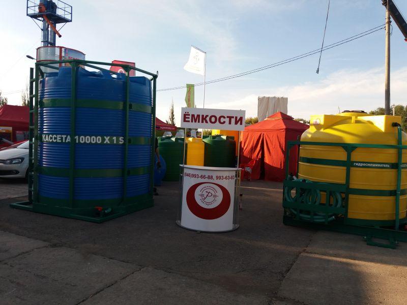 """Емкости пластиковые, емкости """"Кассета"""" для перевозки жидкостей."""