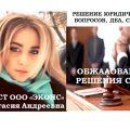 Обжалование решения суда, помощь юриста