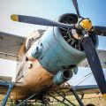 Авіаобприскування посівів сої ріпаку пшениці з гелікоптера і кукурузника