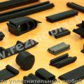 Профиль резиновый уплотнительный, шнур силиконовый