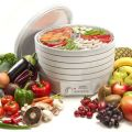 Ezidri ultra fd1000 - сушилка для фруктов и овощей.