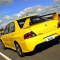 Фонари задние к Mitsubishi Lancer Evolution VII.  VIII.  IX 2000