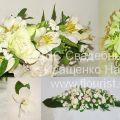 Оформление Вашей свадьбы цветами