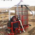 Зерносушилка на угле/пеллетах - AgroDry TKM-33SF