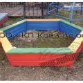 Детские игровые песочницы от производителя