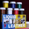 Жидкая кожа Liquid Leather набор для ремонта кожаных изделий