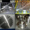 Производство деталей из металла для оборудования заводов, фабрик