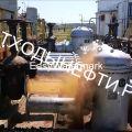 Теплообменное  оборудование ,технологические трубопроводы  от 50мм-оказываем услуги по зачистке